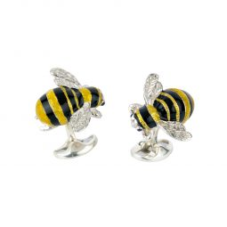 Photo of Bumble Bees Deakin & Francis Cufflinks
