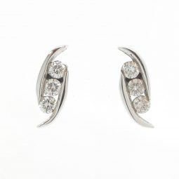 Photo of E6020 Earrings from Platinum Jewellers