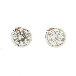 Photo of E2070 Earrings from Platinum Jewellers