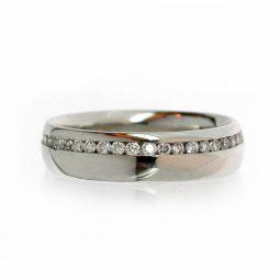 Photo of 21021A Diamond Set Wedding Bands