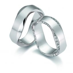 Photo of G28134 Wedding Bands by Gerstner