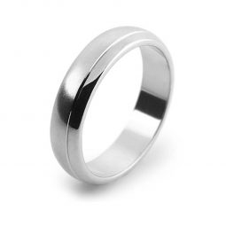Photo of W15 Plain & Patterned Wedding Bands