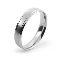 Photo of W3 Plain & Patterned Wedding Bands