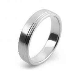 Photo of W5 Plain & Patterned Wedding Bands