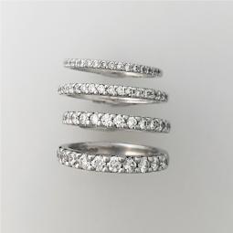 Photo of ET-02-1.3 - ET-02-2.5 Diamond Rings