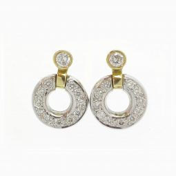 Photo of E24045 Earrings from Platinum Jewellers