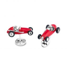 Photo of Red Racing Cars Deakin & Francis Cufflinks