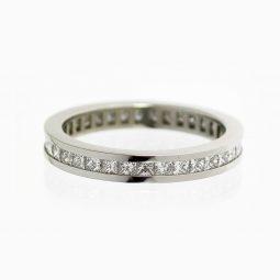 Photo of 35115 Diamond Set Wedding Bands