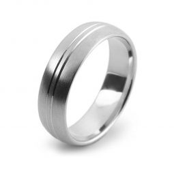 Photo of W11 Plain & Patterned Wedding Bands
